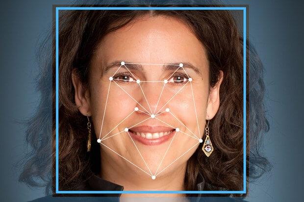 تشخیص چهره بر مبنای تشخیص اشیا