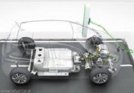 موتور هیبریدی خودرو